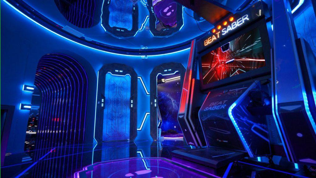 Beat Saber Arcade Cabinet